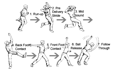Bowling Basics in Cricket