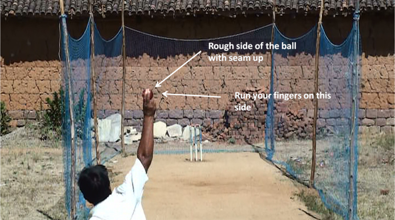 Why a Ball Reverse Swings