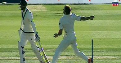 No Ball Cricket Rules - Back Leg No Ball